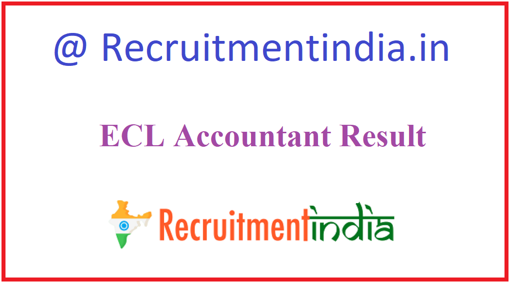 ECL Accountant Result
